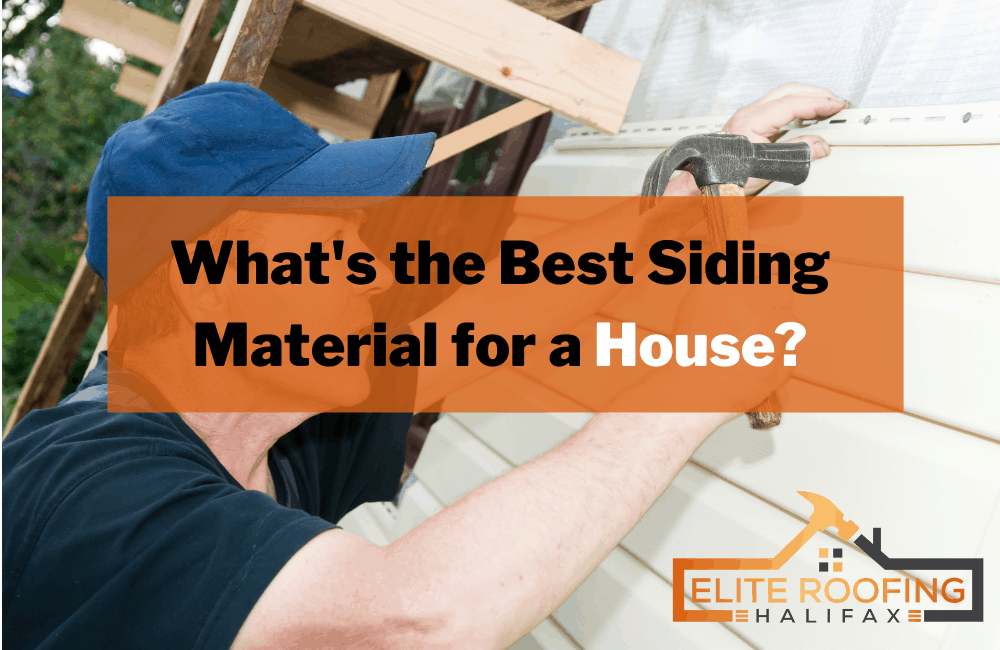 What's the Best Siding Material for a House
