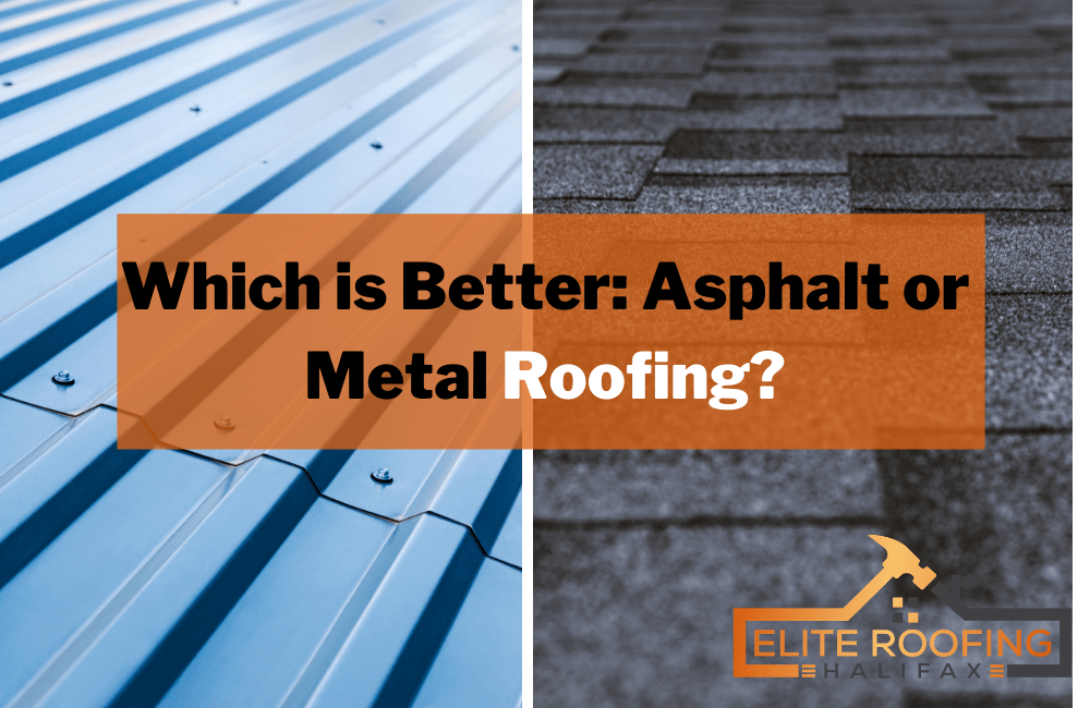 Which is Better Asphalt or Metal Roofing